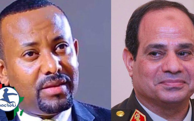 Ethiopia Chooses New Prime Minister as Egypt's Strongman Sisi Wins Re-Election