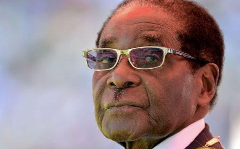 BREAKING NEWS: Zimbabwe's founding President Robert Mugabe dies aged 95