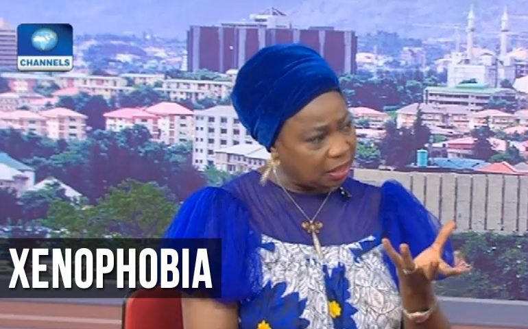 Killing Of Nigerians In South Africa Will Not Be Tolerated Anymore – Abike Dabiri