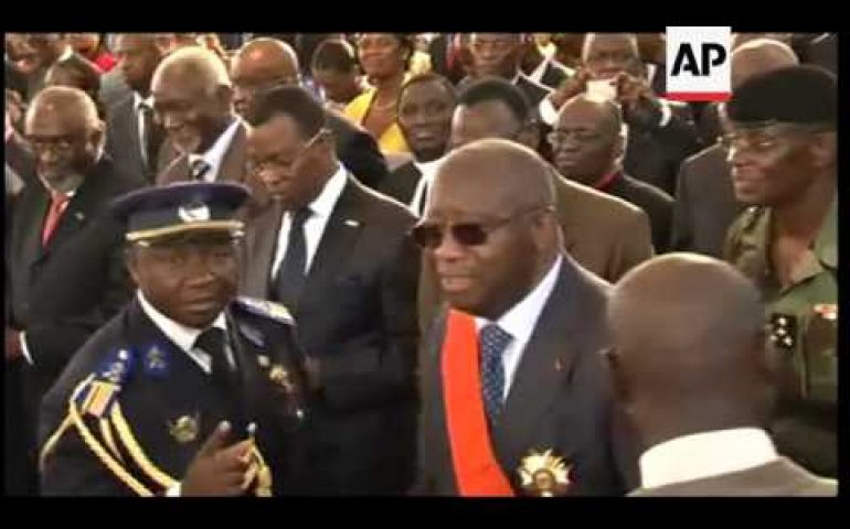 Ivory Coast – Gbagbo captured in bunker / Alassane Outtara becomes president