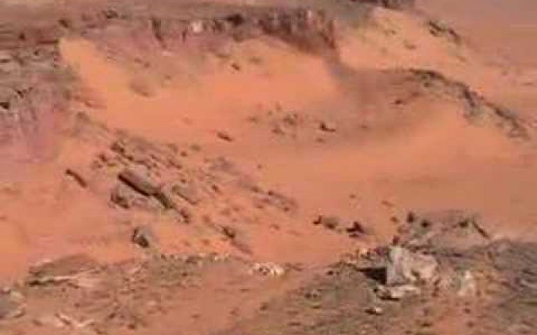 Libya to Niger with Toyota landcruiser
