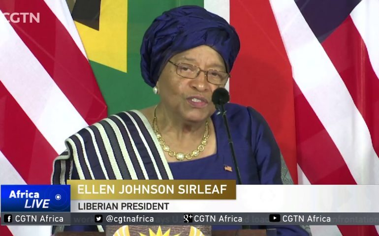 South Africa & Liberia to strengthen economic, diplomatic cooperation