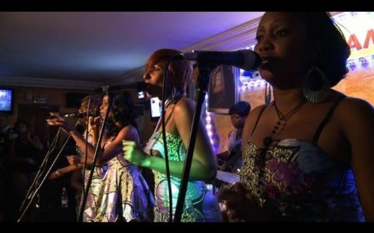 Bella Mondo, Ivory Coast's first all-woman band