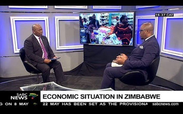 Zimbabwe's challenging economic woes: Tafadzwa Muguti