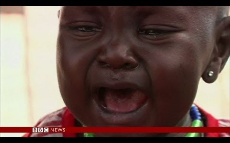 'SEPARATED CHILDREN SURVIVING ON THEIR OWN IN SOUTH SUDAN' – BBC NEWS