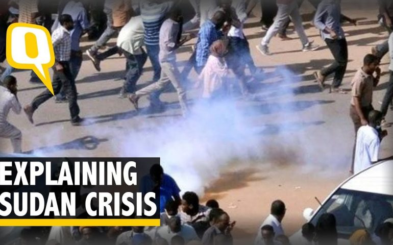 Sudan Crisis: How a Military Junta Hijacked Pro-Democracy Protests | The Quint