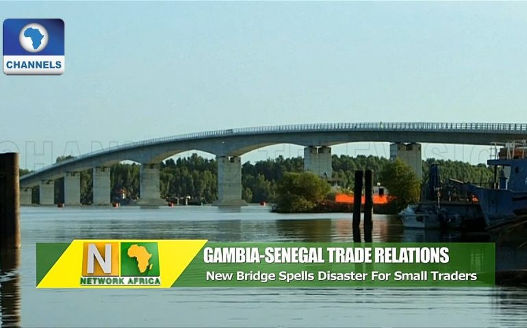 Hope, Concerns As New Bridge Links Gambia And Senegal |Network Africa|