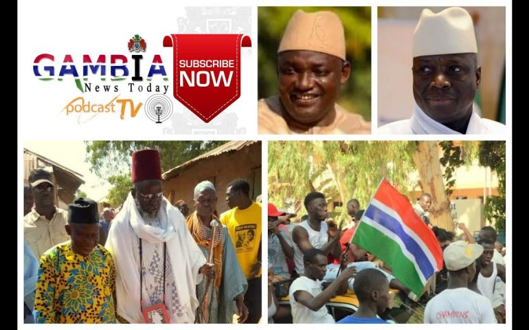 GAMBIA NEWS TODAY 2ND DECEMBER 2019