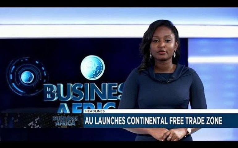 African Union launches ambitious offer for 'world's largest free trade area' [Business Africa]