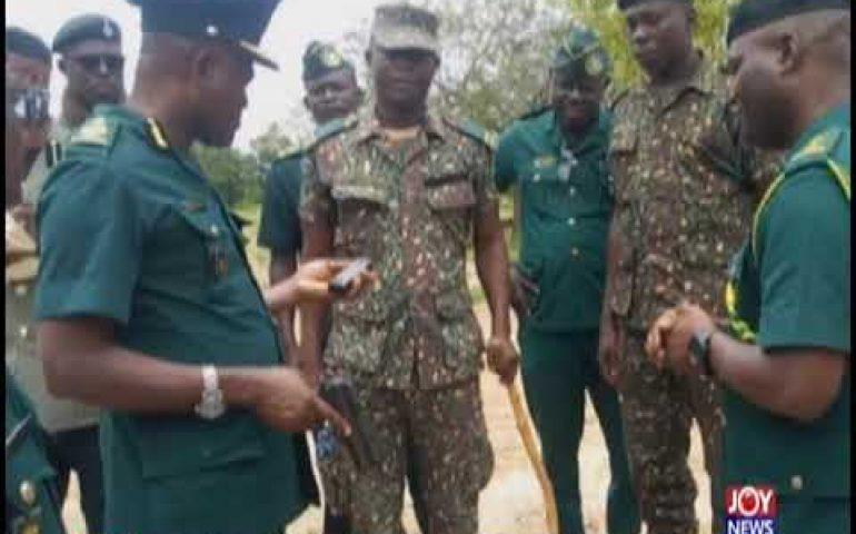 Strengthening Ghana's Borders – News Desk on JoyNews (6-8-19)