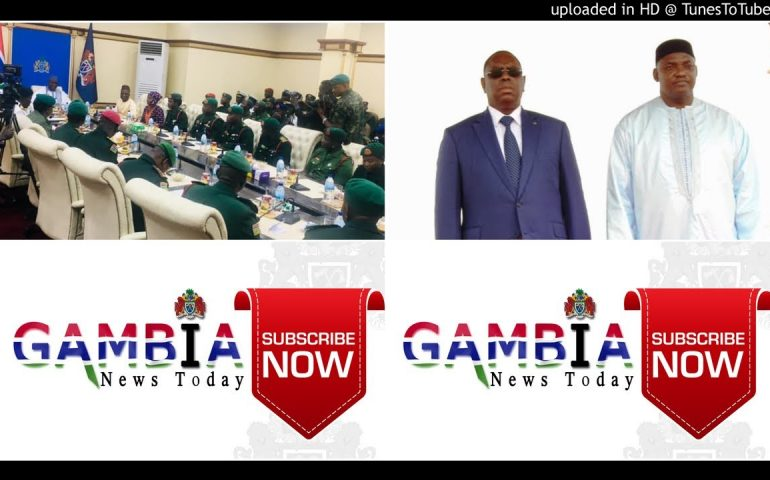 GAMBIA NEWS TODAY 15TH JUNE 2019