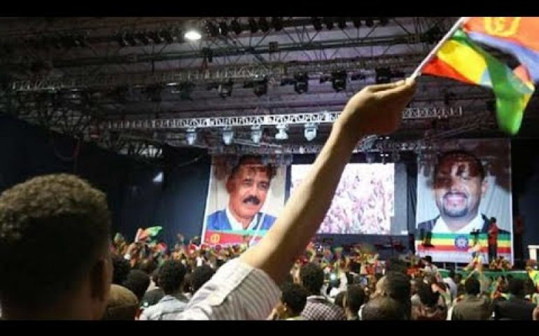 Ethiopia organises concert to welcome the Eritrean President [No Comment]