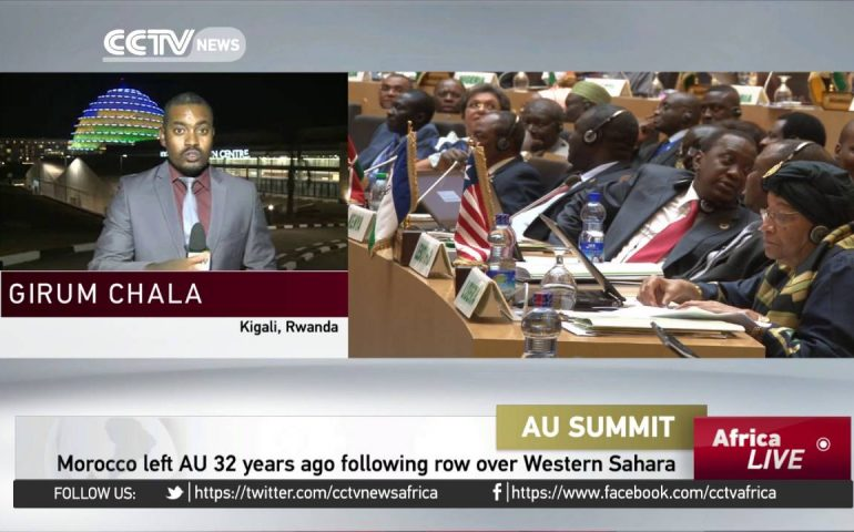Morocco seeks to rejoin African Union