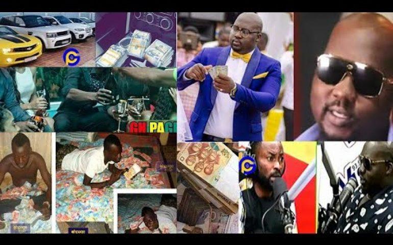 Ghana Sakawa King Abusua sends final warning to all Sakawa boys in Ghana including..
