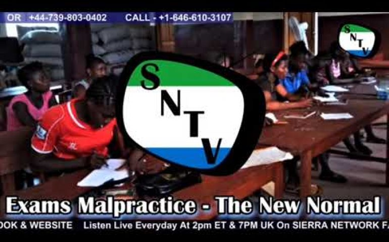 How To Get A Good Exam System In Sierra Leone – Sierra Network