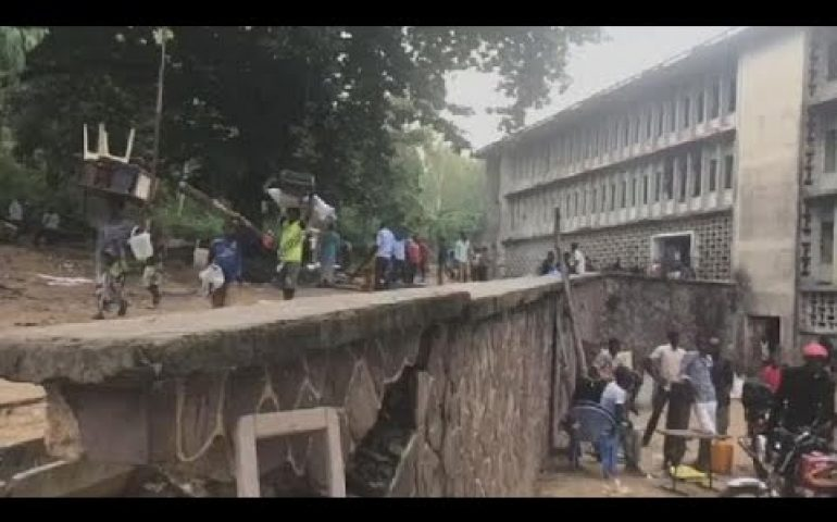 DRC police orders student out of Kinshasa campus over unrest