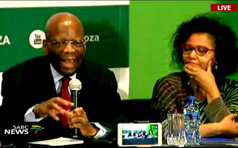 Xenophobic attacks  | SA ministers address media