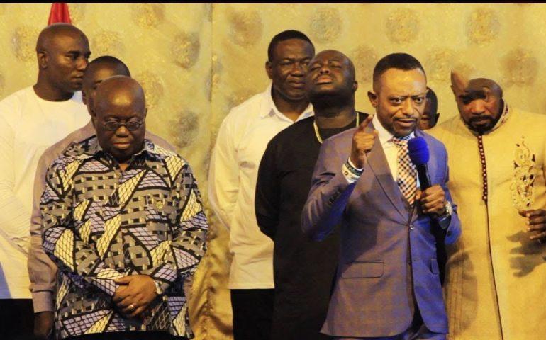 What Rev  Owusu Bempah Said about regulating Churches for Ghana's Devlpmt