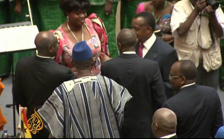 African Union backs Kenyatta trial in Kenya