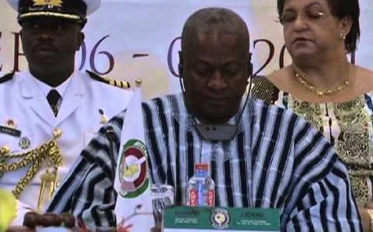 Summit of ECOWAS on Ebola and funding West African Industries by BOAD