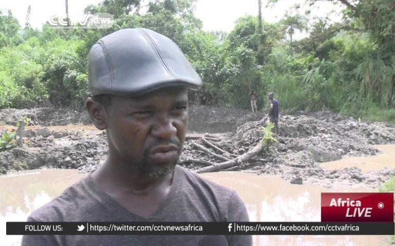Sierra Leone's diamonds fail to benefit those who mine them