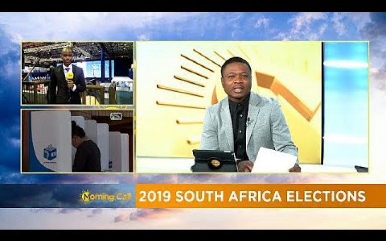 South Africa elections: special votes continue today [Morning Call]