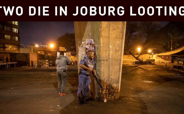 Two more die in Johannesburg xenophobic attacks