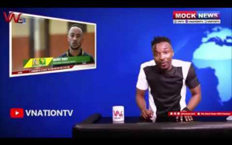 Ghana's Dancing Teacher shocked TV Presenter in Nigeria-Mock News