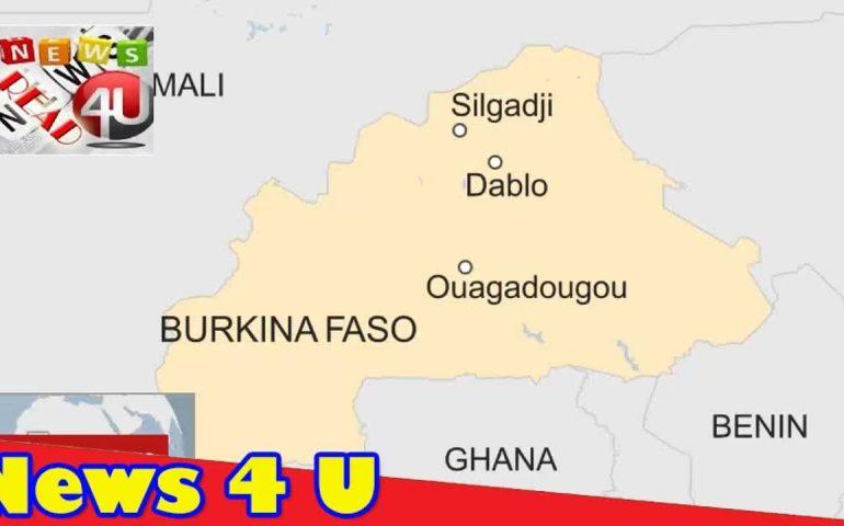 Gunmen kill six in church in Burkina Faso