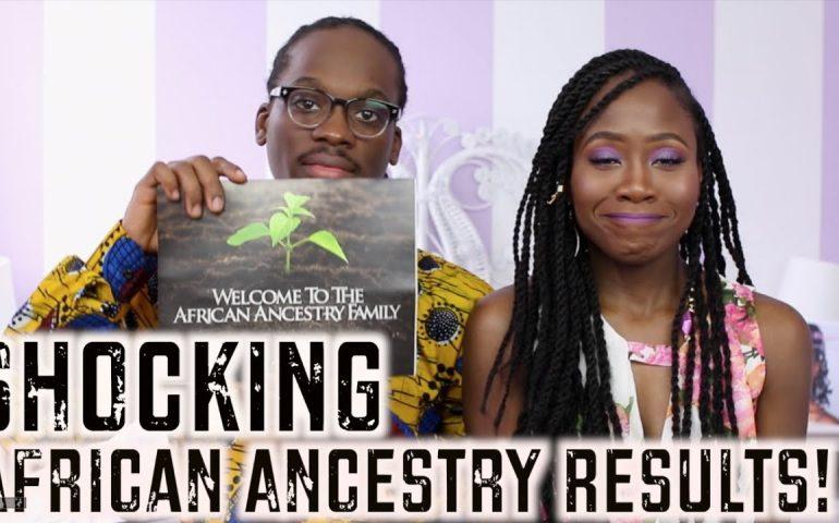 SHOCKING African Ancestry Results w/ @GlucoseChef | JASMINE ROSE