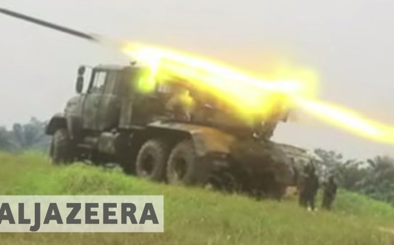 🇨🇩 DR Congo army launches offensive against ADF rebels