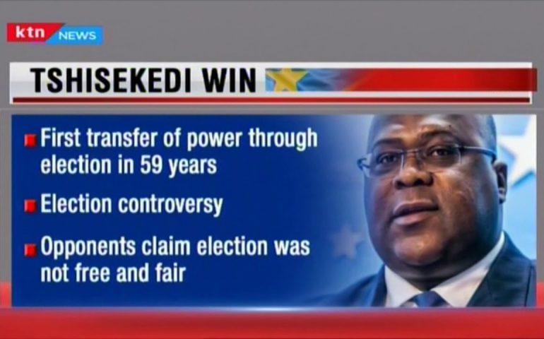 Why DRC President Tshisekedi had to visit Nairobi | Victory Lap