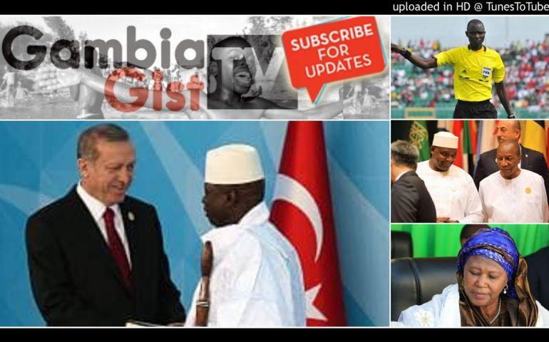 GAMBIA BREAKING NEWS 7TH JUNE