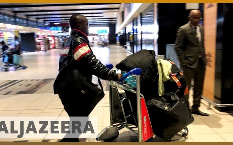 Hundreds of Nigerians repatriated from South Africa after attacks