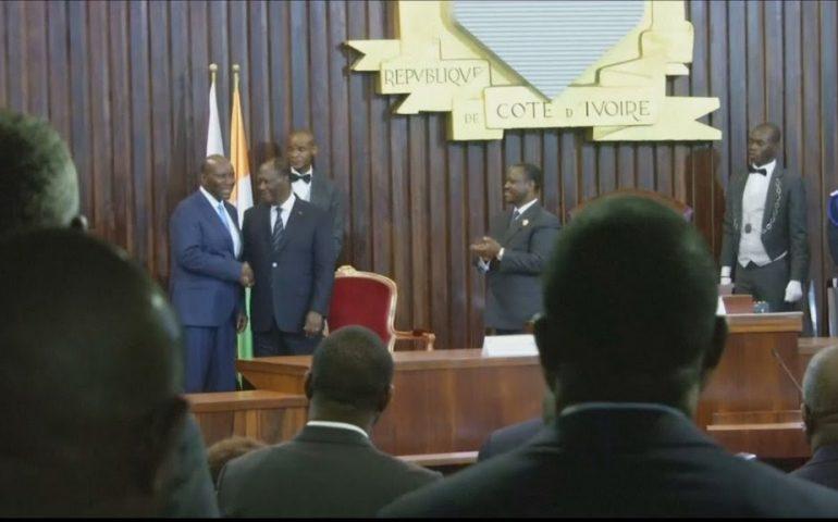 Ivory Coast: Ouattara names former PM as vice president