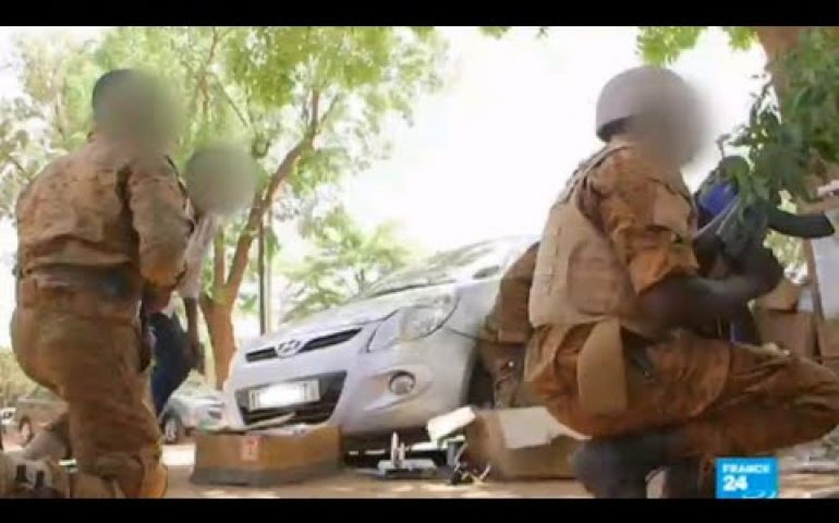 Exclusive: With the Burkinabe forces responding to terror attacks in the capital