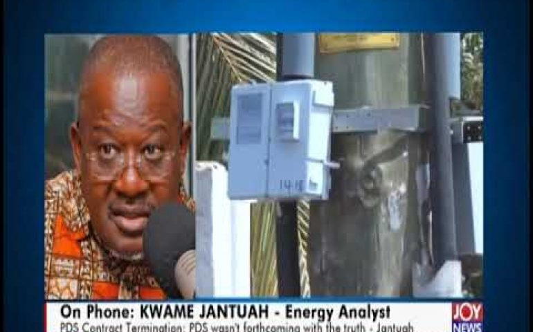 PDS Contract Termination: Ghana Loses $190m Over Cancellation Of Deal – AM Show (23-10-19)