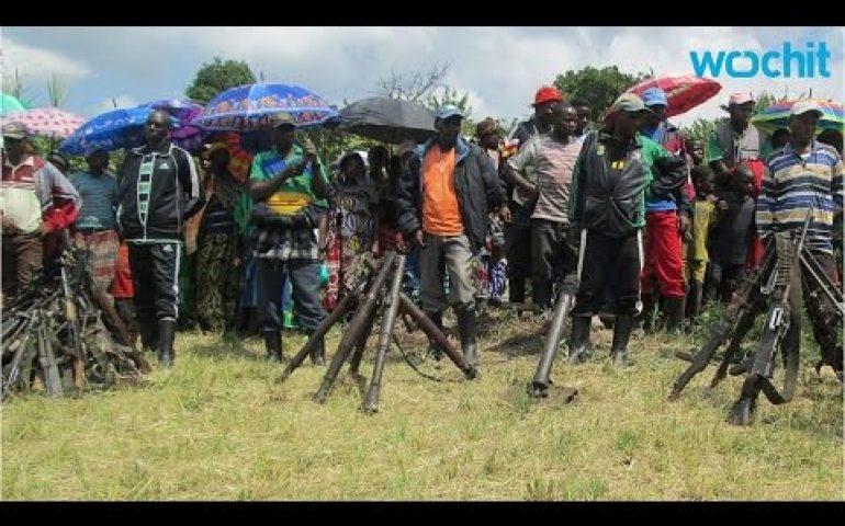 Congo Army Launches First Strike Against Rwandan Rebels
