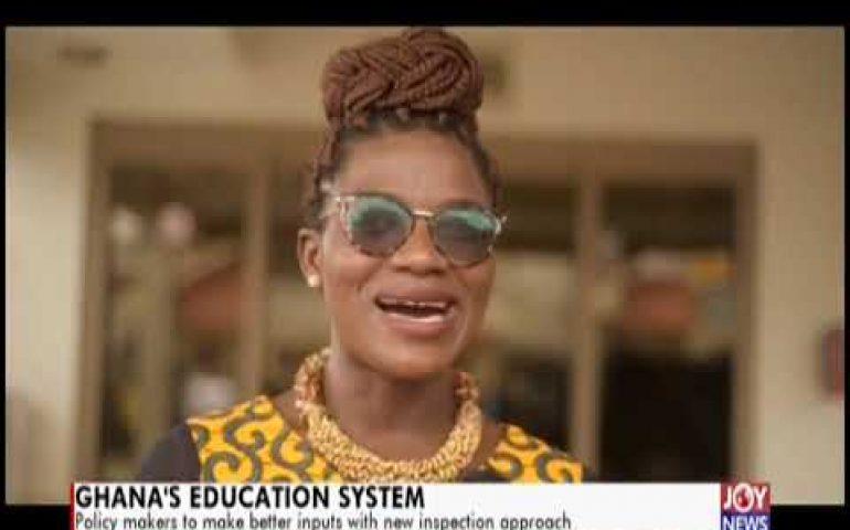 Ghana's Education System – News Desk on JoyNews (24-9-19)