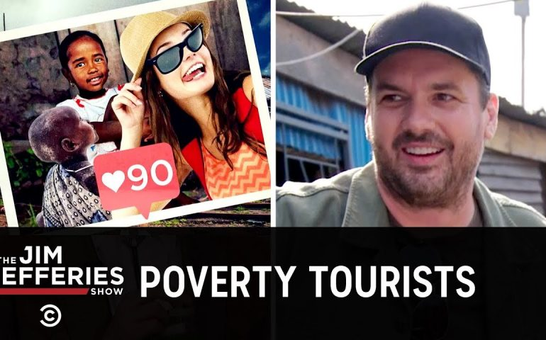 """South Africa's Langa Township Deals with """"Poverty Tourists"""" – The Jim Jefferies Show"""