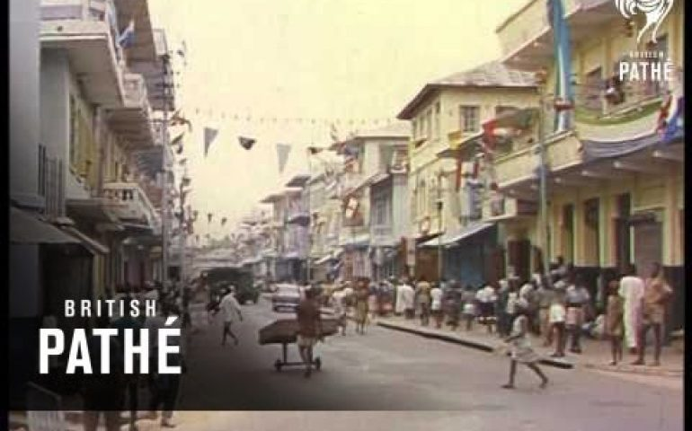 Queen In Sierra Leone (1961)