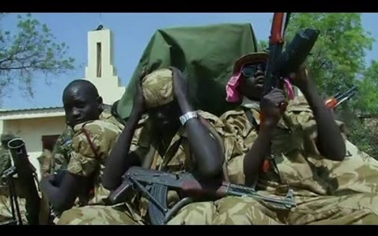 'SOUTH SUDAN'S REFUGEES WON'T BE ABANDONED' – BBC NEWS