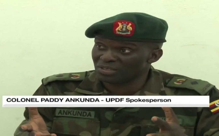 Ugandans, Rwandans among surrendering M23 rebels