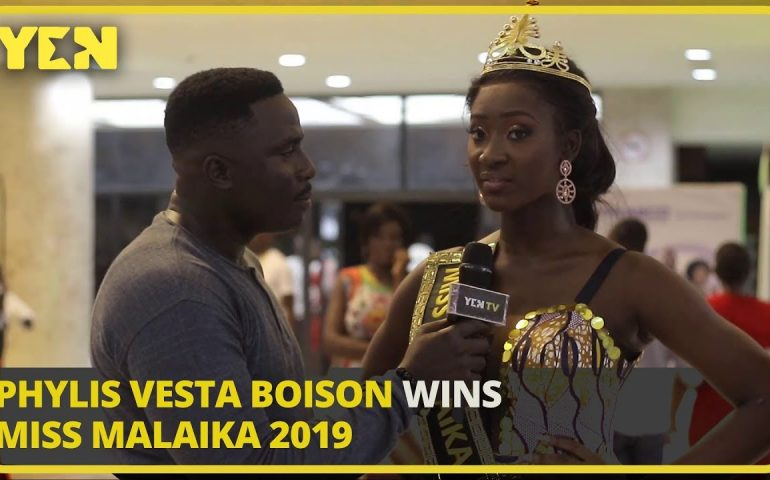 Ghana News Today: Exclusive Interview With Winner of 2019 Miss Malaika Context | #Yencomgh