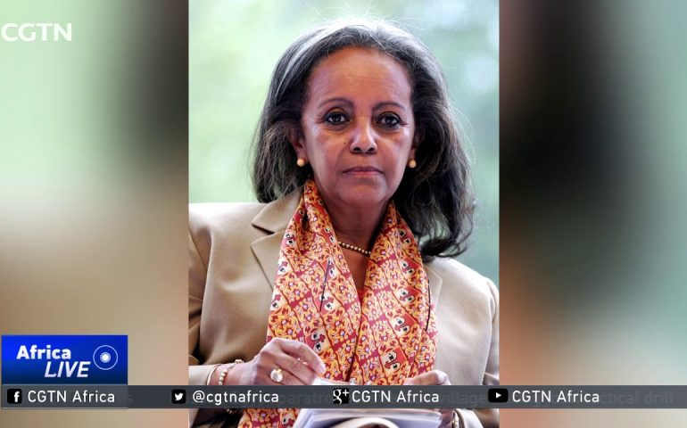 Ethiopia's first female president: Sahle-Work Zewde