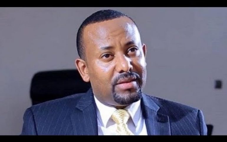 Meet Ethiopia's 42-Year-Old Prime Minister, Abiy Ahmed Ali