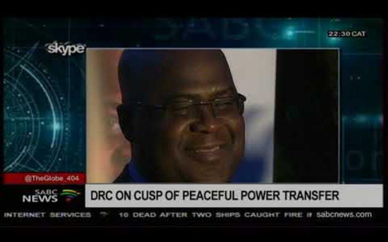 Situation in DRC ahead of inauguration of Felix Tshisekedi