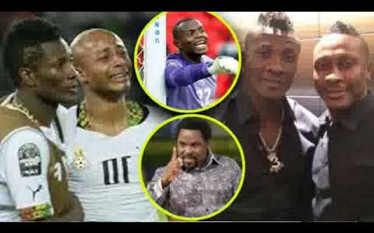 🔥Real reason why Asamoah Gyan still wanted to leave Blackstars -Brother & Spokesperson reveals