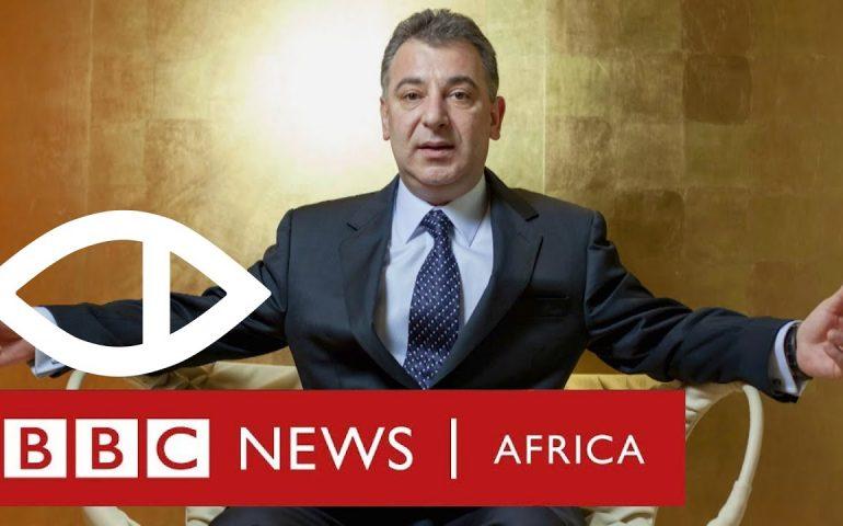 10 Billion Dollar Energy Scandal in Senegal (BP)