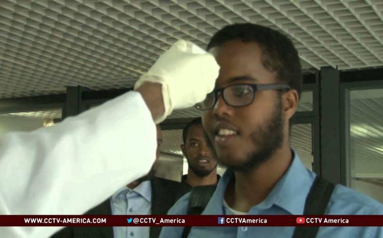 Ethiopia steps up security against Ebola